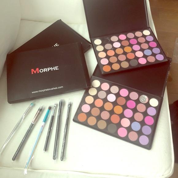 Morphe Other - 🎨MORPHE eyeshadow palettes with new brush sets🎨